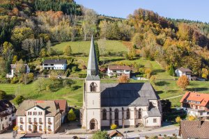 Kirche in Bad Griesbach